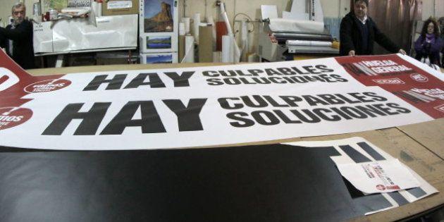ESPAÑA: El sindicalismo de clase convoca a la huelga general el 14N