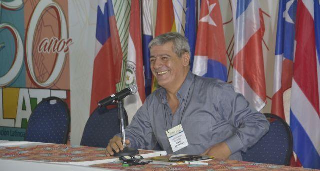 Julio Fuentes y el balance de un Congreso Cincuentenario exitoso