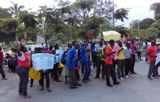 La CLATE se reunió con la embajada de Haití en Argentina