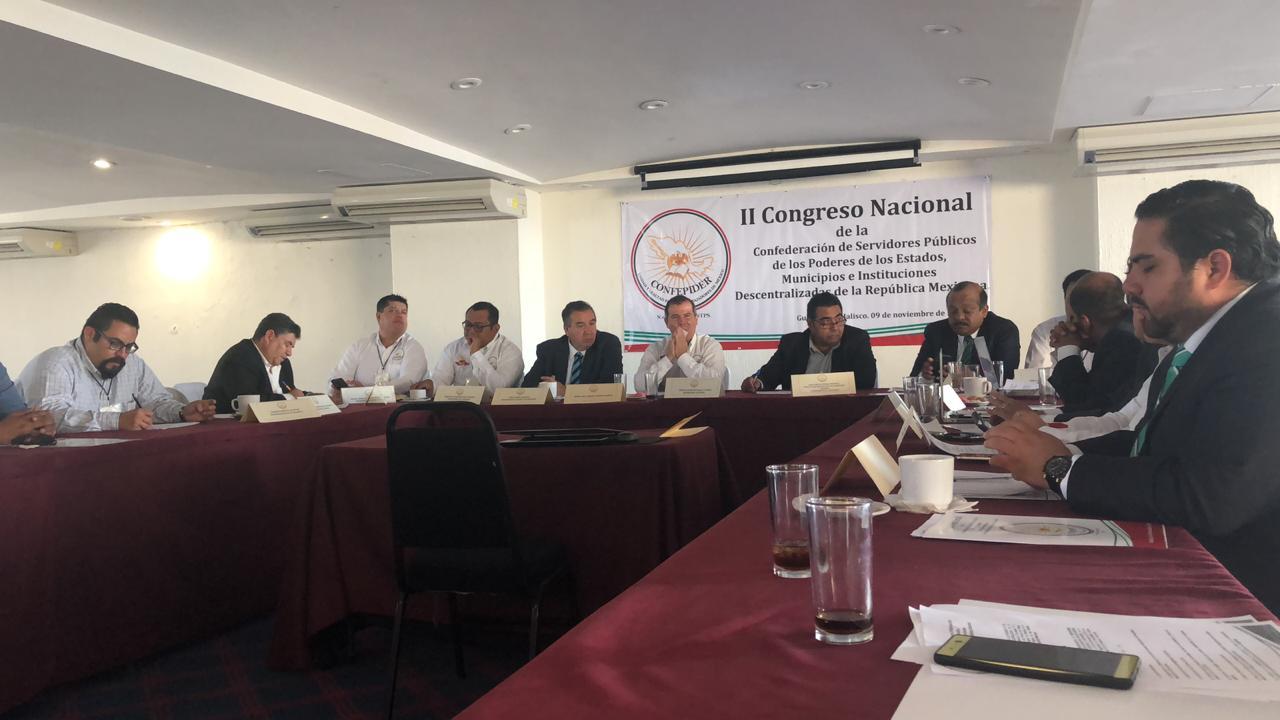 La CONFEPIDER realizó su segundo congreso en Guadalajara