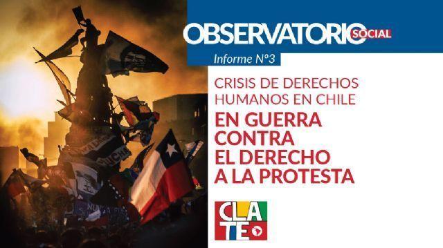 CHILE: En guerra contra el derecho a la protesta