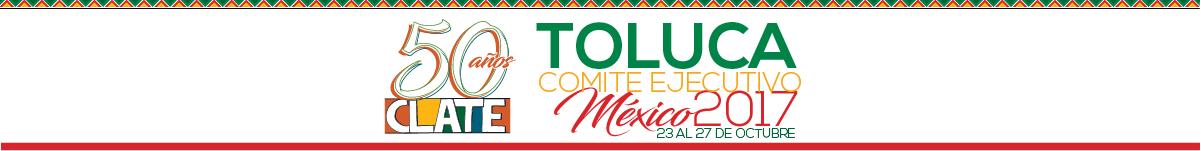 TOLUCA – OCTUBRE 2017