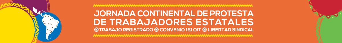 Jornada Continental de Protesta 2015