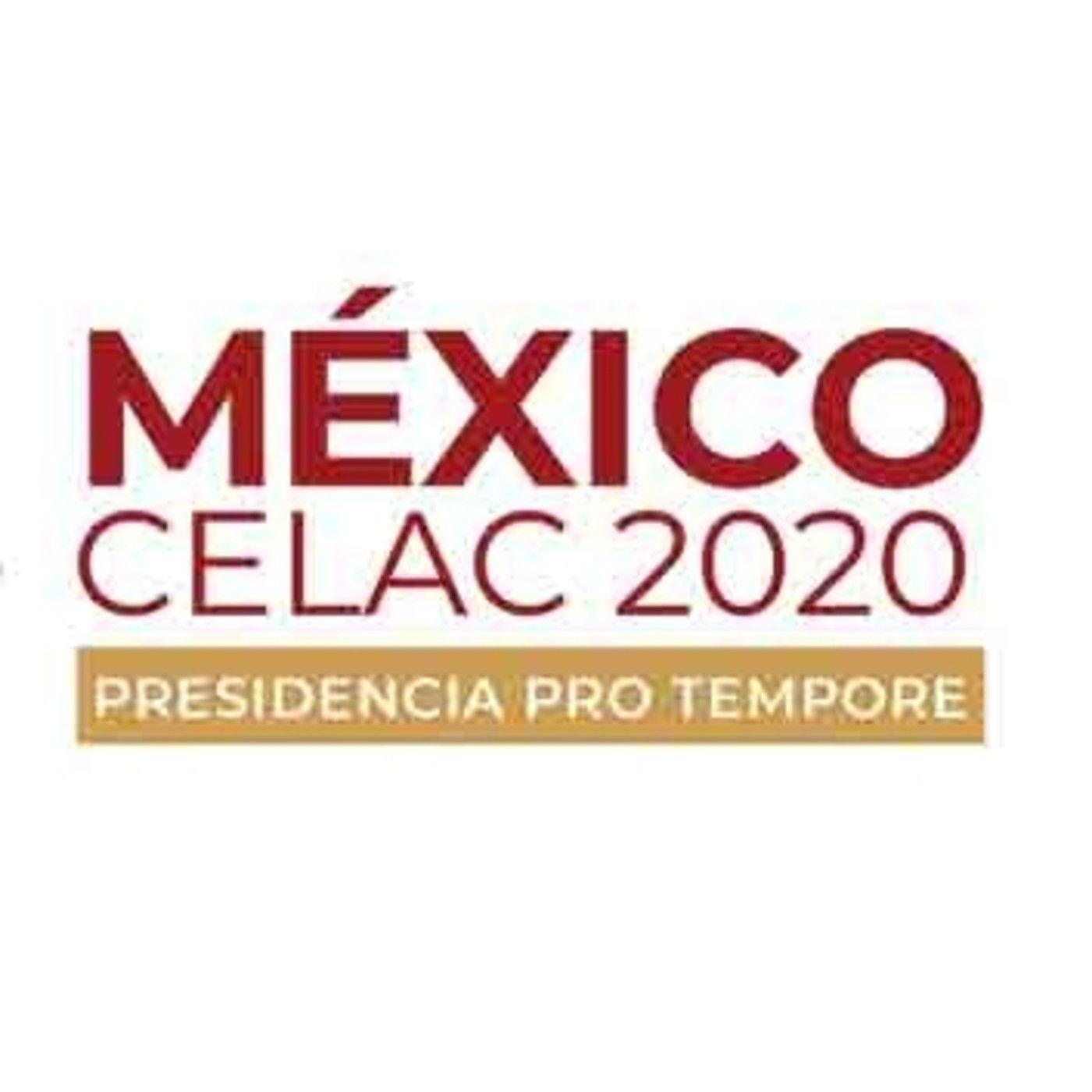 Comenzó la Cumbre de la CELAC en Ciudad de México