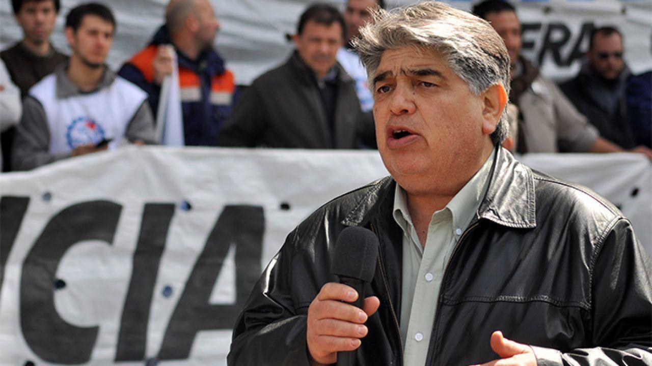 Murió el dirigente sindical argentino José Rigane