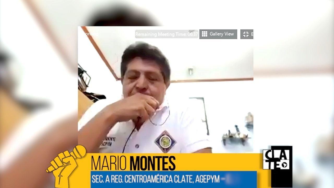 Mario Montes: «El 20% de los estatales es mayor de 60 años»