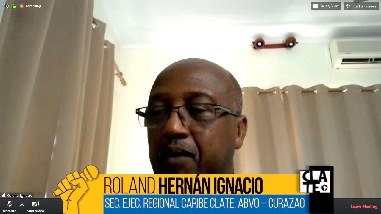Roland Hernán Ignacio: «Para nuestra isla no tener turismo es devastador»