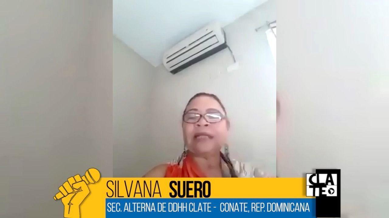 Silvana Suero: «El sistema de salud de República Dominicana está colapsado»
