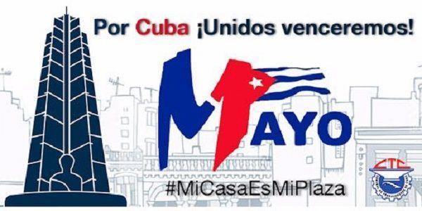 Cuba. Foro virtual internacional por el Primero de Mayo