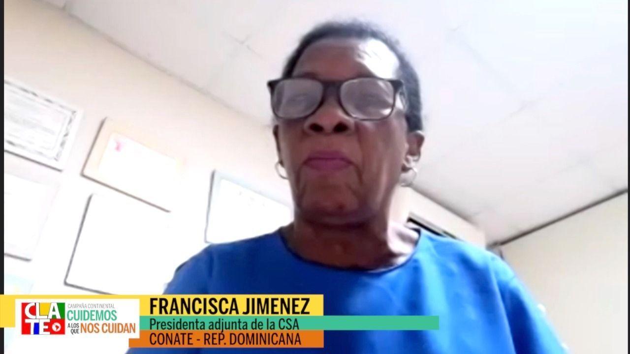 """Jimenez: """"Podemos exigir más porque hay unos pocos con mucho y unos muchos sin nada"""""""