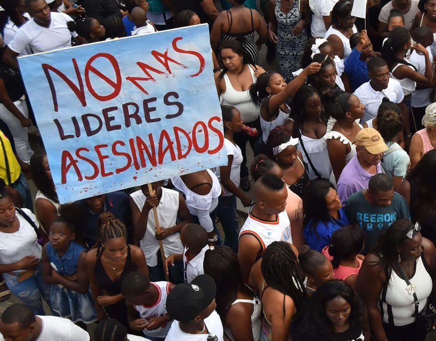Barreto: «El pueblo colombiano enfrenta a la oligarquía más violenta del continente»
