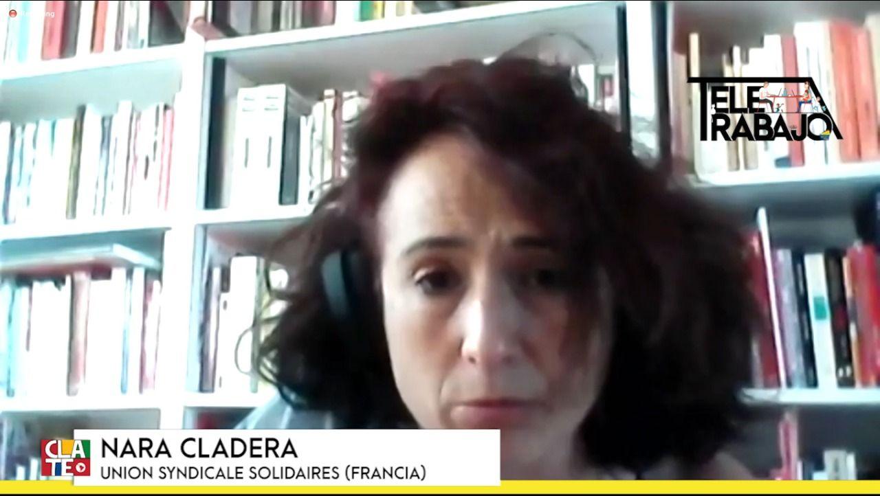 """Nara Cladera: """"El Teletrabajo acentúa el individualismo"""""""