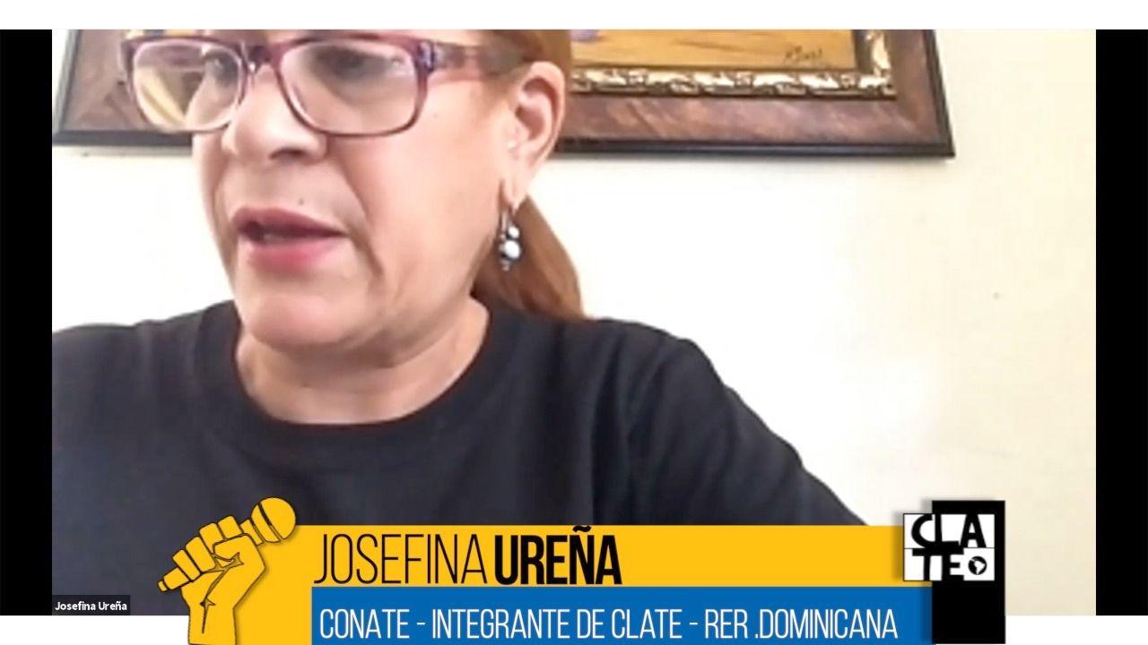 """Josefina Ureña: """"El teletrabajo le conviene a los empresarios, no a los trabajadores"""""""