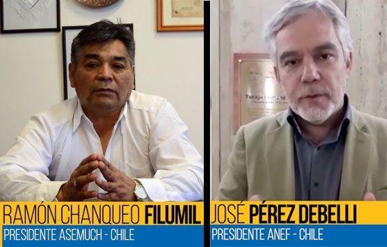 ANEF y ASEMUCH repudian el veto presidencial a Ley que permitía a trabajadores públicos denunciar vulneración de derechos