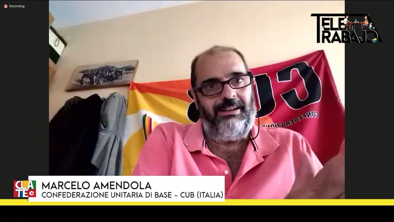 "Marcelo Amendola: """