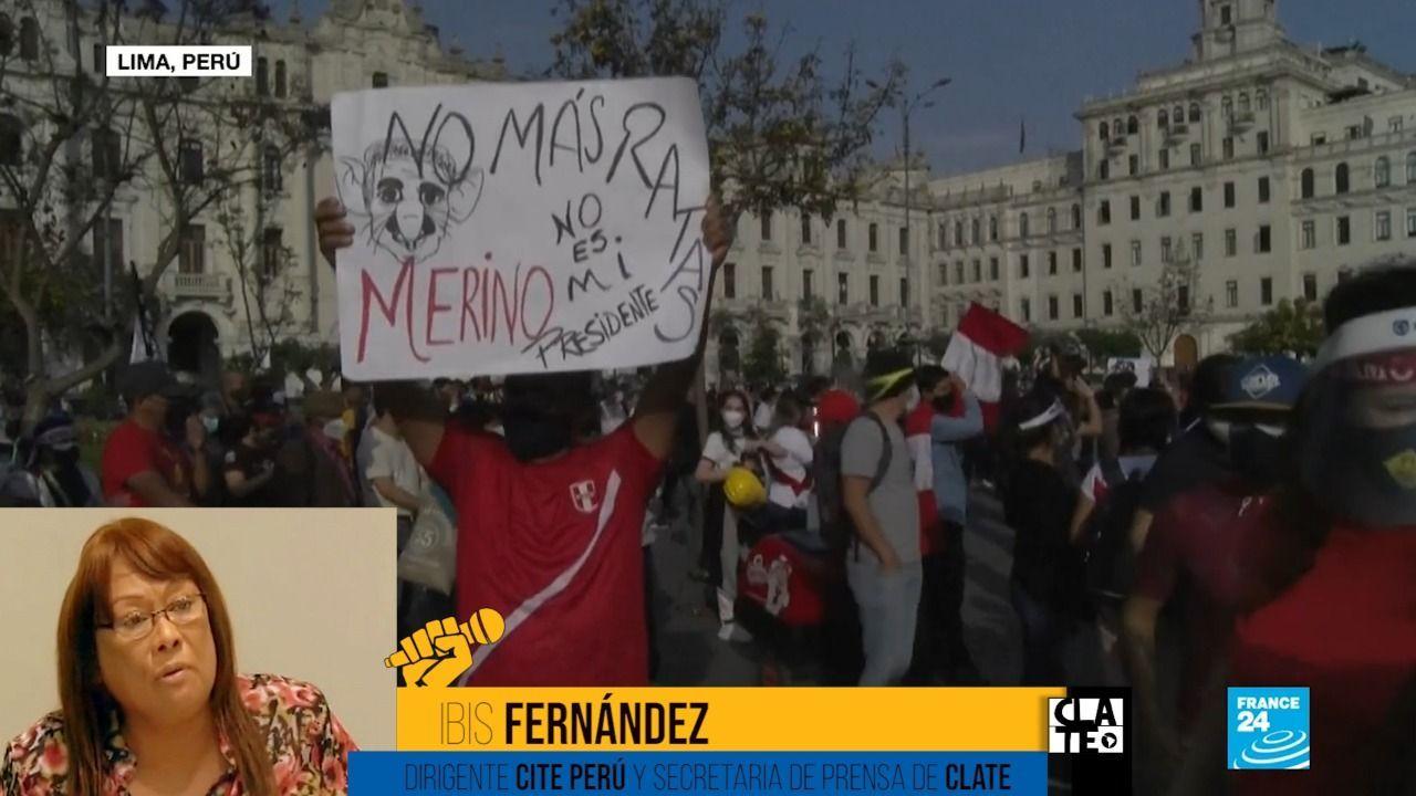 """Ibis Fernández: """"Hay que trabajar por un proceso constituyente para refundar nuestro país"""""""