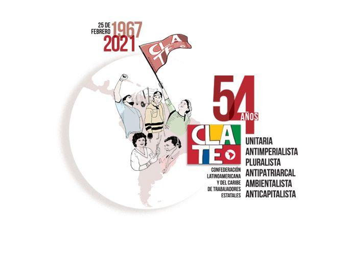54 AÑOS EN LA PRIMERA LINEA GARANTIZANDO DERECHOS