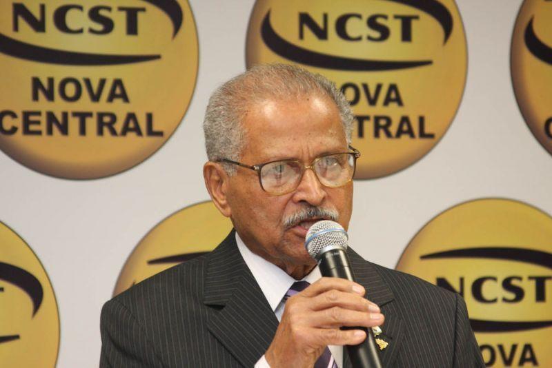 Falleció José Calixto Ramos, histórico dirigente del movimiento sindical de Brasil
