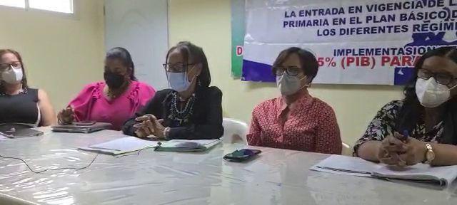La CONASALUD de Dominicana contra los despidos en Salud Pública