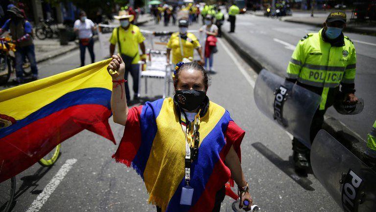 Tras el paro nacional, continúan las masivas movilizaciones en Colombia
