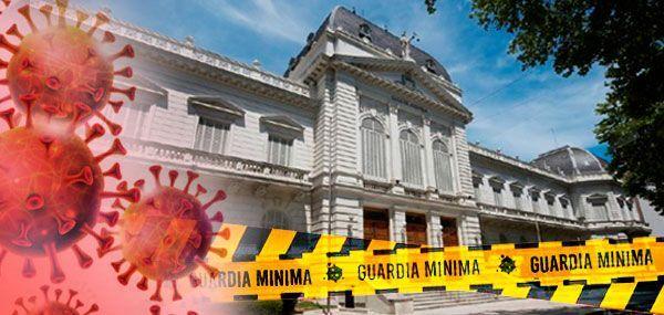 La FJA exige que se cumplan las medidas sanitarias en el Poder Judicial