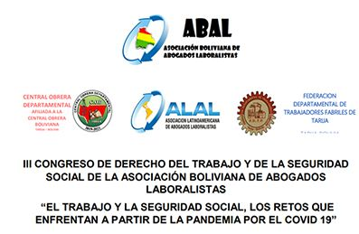 CLATE participó del III Congreso de Derecho del Trabajo y de la Seguridad Social