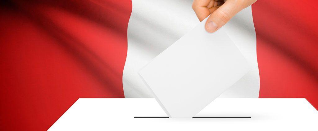 Perú va a la urnas