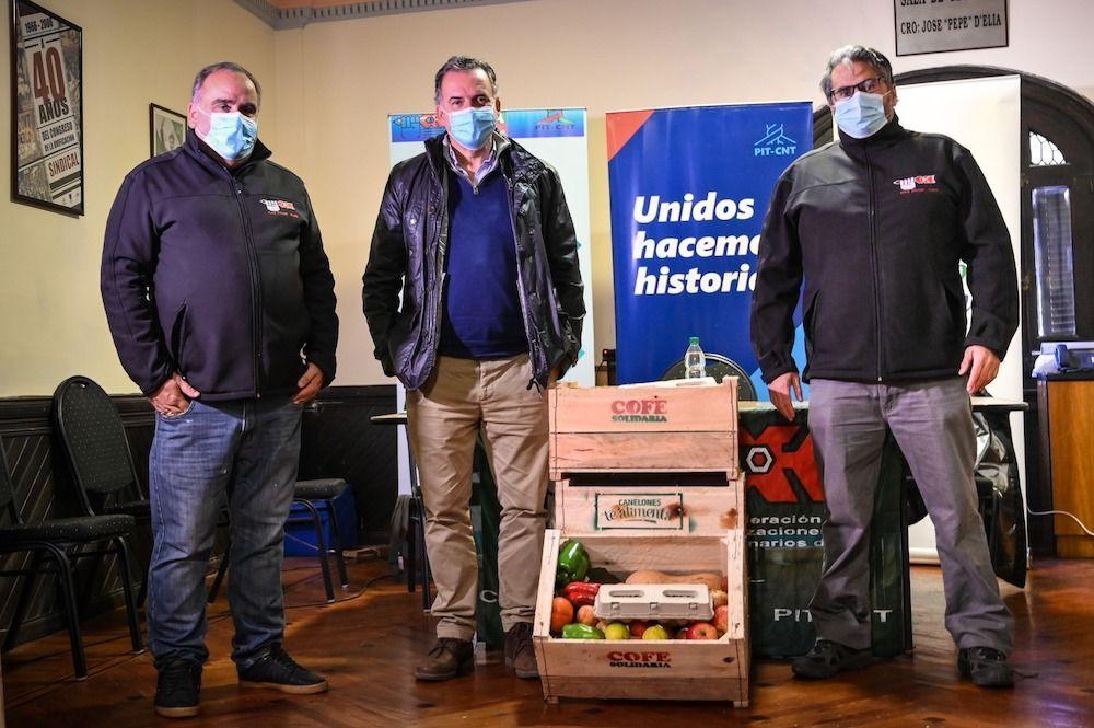 Canelones: COFE lanzó movida solidaria