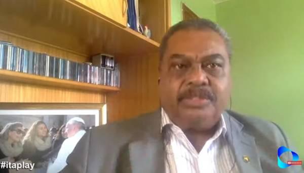 """João Domingos: """"El gobierno está ejecutando un plan de ajuste fiscal en plena Pandemia"""""""