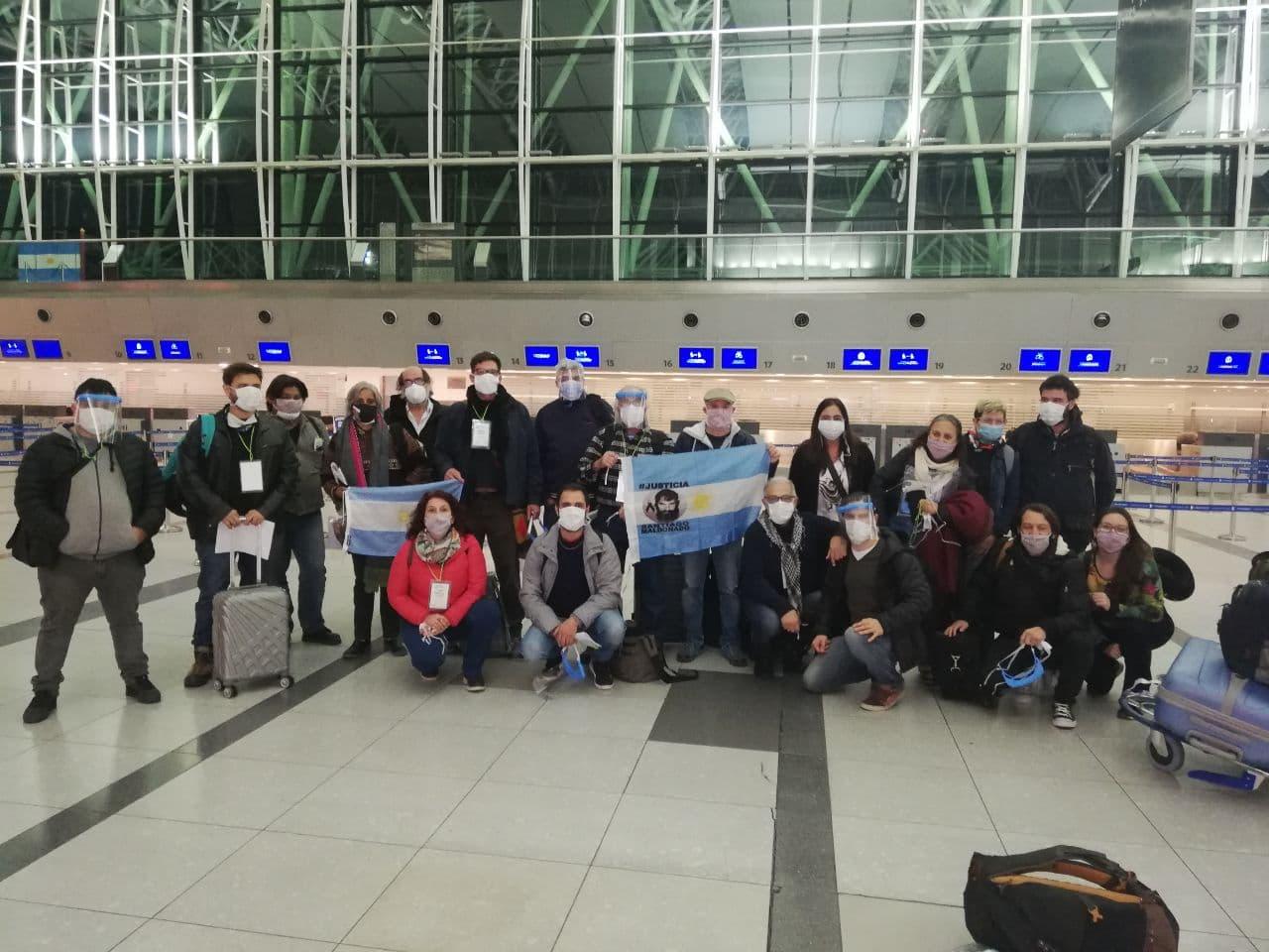 Misión de Solidaridad Internacional de Argentina en Colombia
