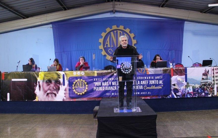 ANEF inició su XXIII Asamblea Nacional Ordinaria