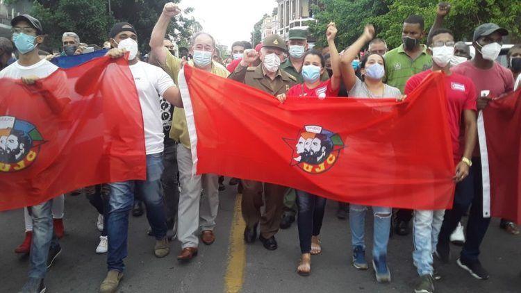 CLATE solidaria con el pueblo y el Gobierno revolucionario cubano