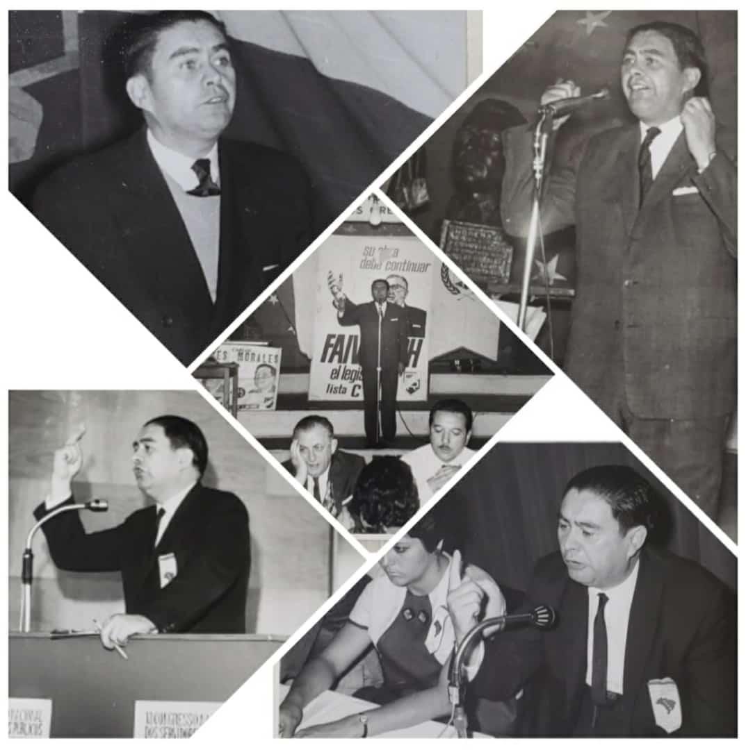Tucapel Jiménez: 100 años