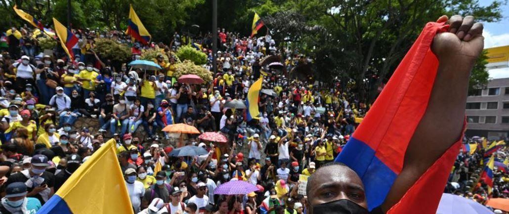 Nuevo paro y movilización en Colombia