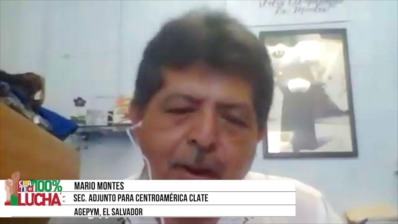 """Mario Montes: """"No vamos a permitir que se retroceda en lo conquistado"""""""
