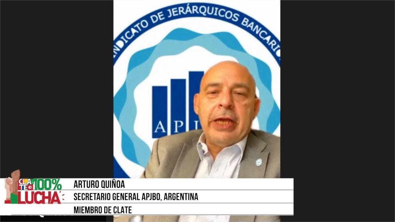"""Arturo Quiñoa: """"La inclusión financiera es nuestro objetivo central"""""""