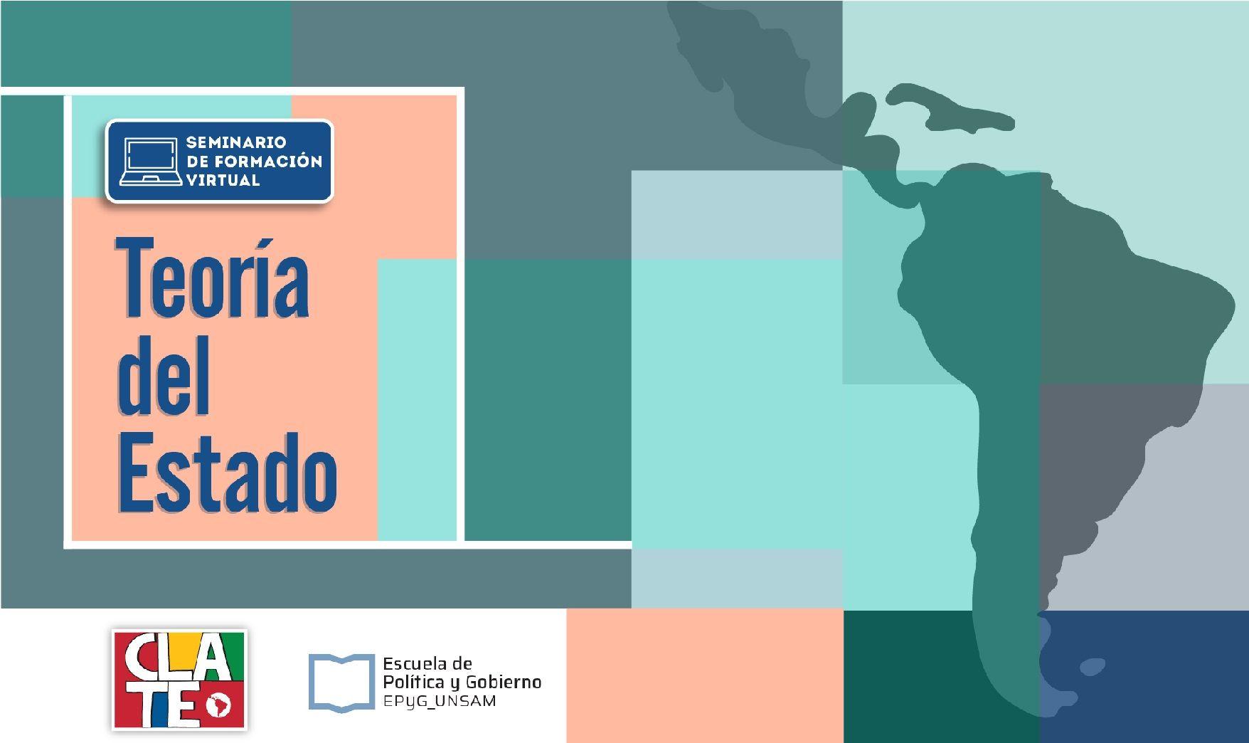 Nuevo seminario virtual sobre Teoría del Estado