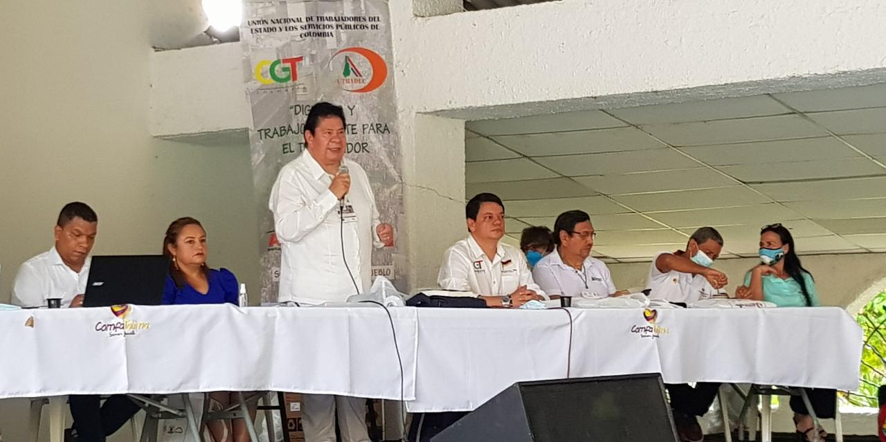 UTRADEC CGT reúne a su junta nacional